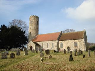 St Peter's Church, Holton, Halesworth