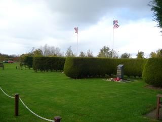 2007 Nov 11th Holton (Halesworth) Airfield Memorial Site