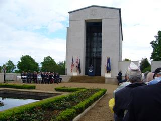 28 May 2006 Memorial Day - Chapel at Madingley