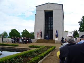 28 May 2006 Memorial Day - Chapel at Madingley