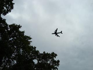 2009 KC-135 from RAF Mildenhall