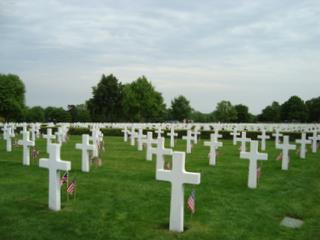 2009 Madingley Memorial Cemetery