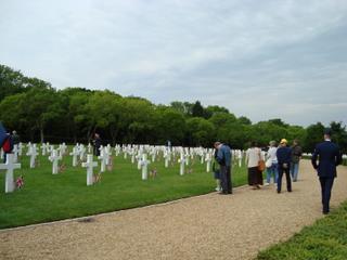 2009 - Madingley Memorial Cemetery