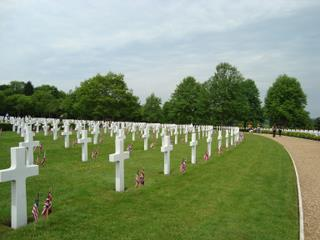 2009 - Madingley Memorial Cemetery