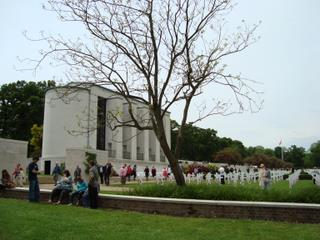 2009 - The Chapel and cemetery