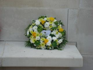 2011 Memorial Day Ceremony, Madingley, UK
