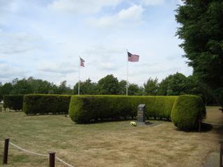 2011 Memorial Day:  Halesworth Airfield Memorial Site