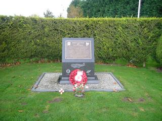 2007 Nov 11th Holton (Halesworth) Airfield - Memorial to the 56th Fighter Group