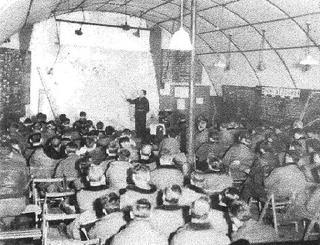 489th Briefing Room - Halesworth