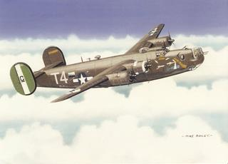 B24 'Special Delivery' - Bodine Crew