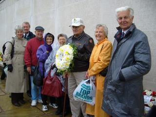 The Lamars with Friends of the 489th - May 2008